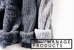 Managing Products