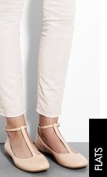Shop Our Latest Arrivals Beige Flats