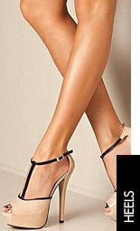 Shop Our Latest Arrivals Beige Heels