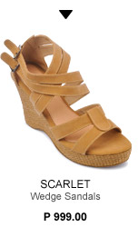 Nelizza Wedge Sandals