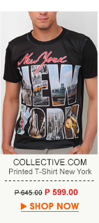 Printed T-Shirt New York