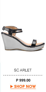 Nicolette Wedge Sandals