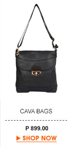 Buckle Fling Shoulder Bag