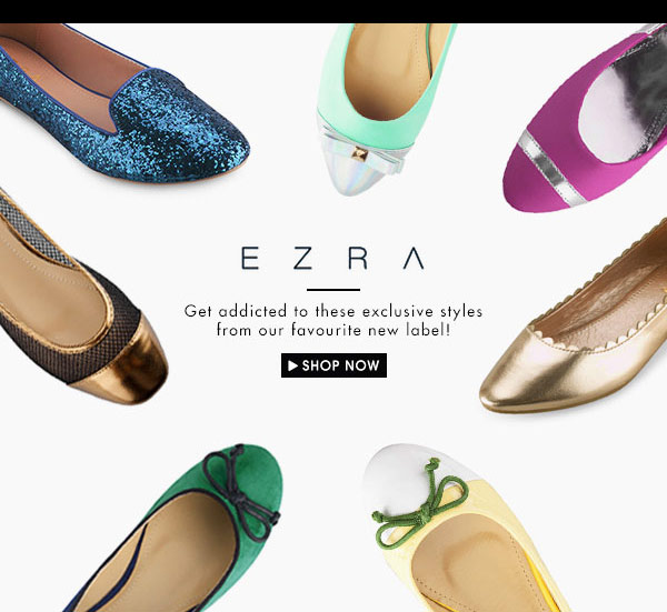 Shop EZRA Shoes