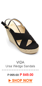 Ursa Wedge Sandals