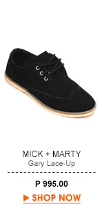 Gary Lace Up Shoes