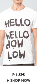 Bruce Printed T-Shirt Hellow