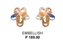 Embellish Cordelia Earrings