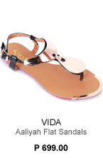 Aaliyah Flat Sandals