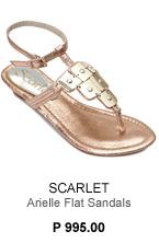 Arielle Flat Sandals