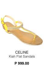 Kiah Flat Sandals