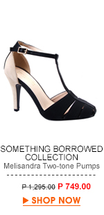 Melisandra Two-tone Pumps