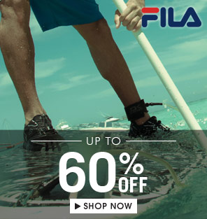 Shop Fila Up to 60 % OFF