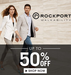 Shop Rockport Up to 50 % OFF