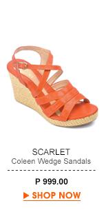 Coleen Wedge Sandals