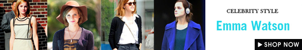 Celebrity Style Emma Watson