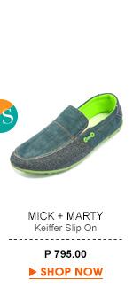 keiffer Slip On Loafers