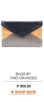 Bags by Two Oranges Elema Clutch