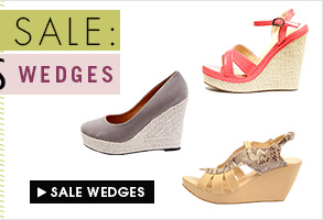 Shop Wedges Sale