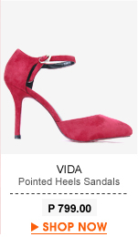 Pointed Heels Sandals