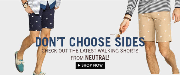 Don't Choose Sides