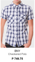 Checkered Polo