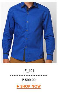 Parker Button Down Shirt