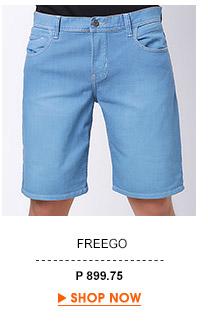Slim Shorts