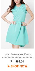 Varen Sleeveless Dress