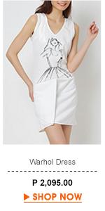 Warhol Dress