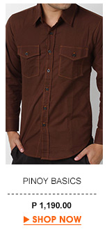 Plain Brown Shirt