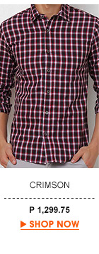 Checkered Long Sleeves Shirt