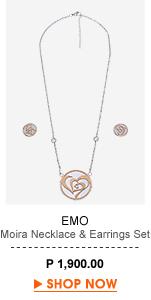 Moira Necklace & Earrings Set