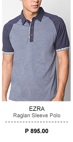 Reglan Sleeve Polo