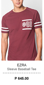Sleeve Baseball Tee