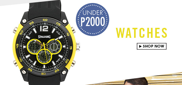 Watches Under P2000
