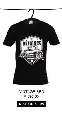 Defiance Tshirt