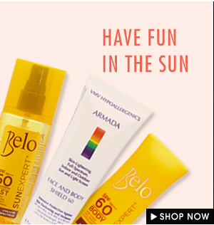 Shop for Sun Care Essentails!